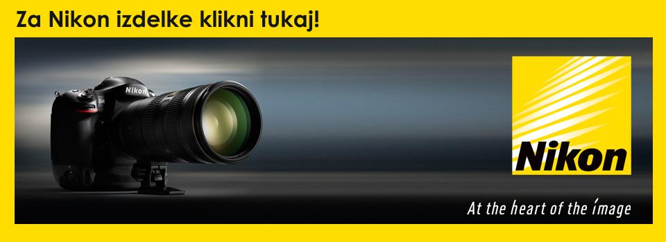 Klikni za Nikon izdelke