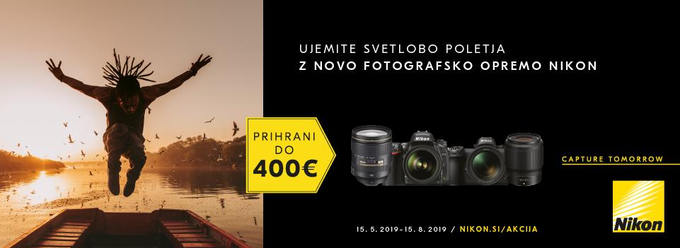 Nikon popusti 2019