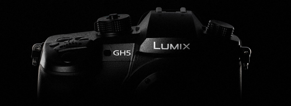Panasonic GH5 in GH5s