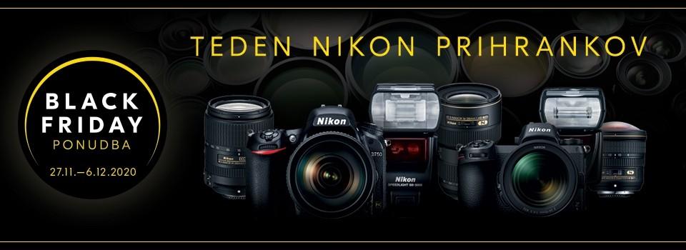 Nikon Black Friday