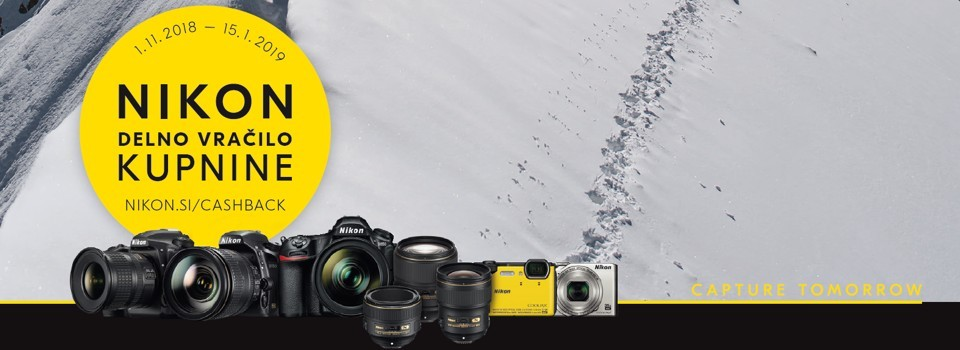 Zimski Cashback Nikon