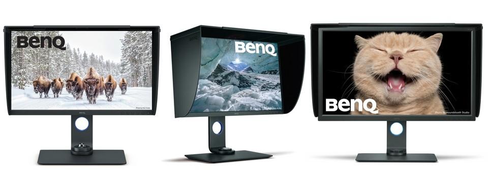 Benq monitorji za fotografe