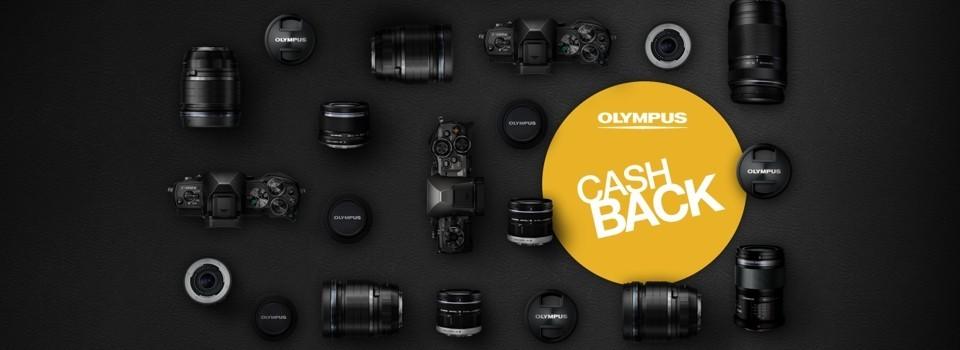 Olympus Cashback 2018