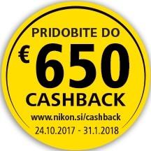 Link do Cashback akcije