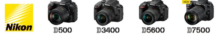 Klikni tukaj za Nikon izdelke