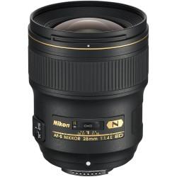 Nikon AF-S 28mm f/1.4E ED NIKKOR
