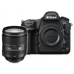 Nikon D850 FX + AF-S 24-120mm f/4G ED VR