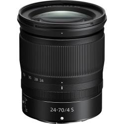 Nikon NIKKOR Z 24-70mm f/4 S objektiv