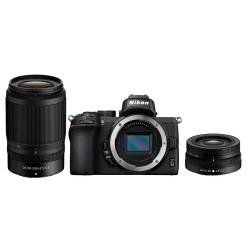 Nikon Z50 DX 16-50 mm VR + 50-250 mm VR