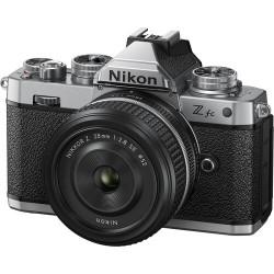 Nikon Z fc + 28 SE