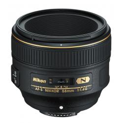 Nikon AF-S 58mm f/1,4G NIKKOR