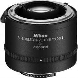 Nikon AF-S TC-20E III telekonverter NIKKOR