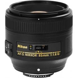Nikon AF-S 85mm f/1,8G NIKKOR