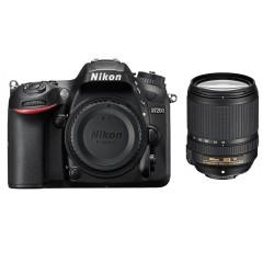 Nikon D7200 + 18-140mm Kit
