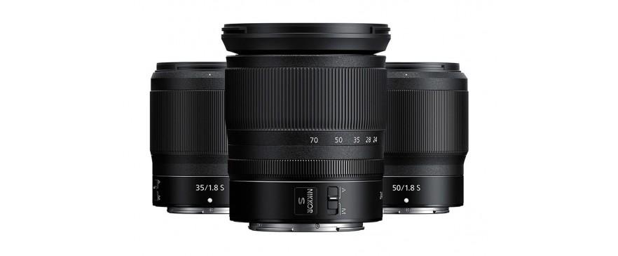 Nikon Z objektivi