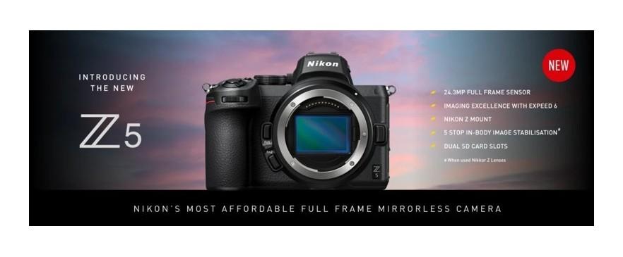 Nikon 1 brezzrcalni fotoaparati