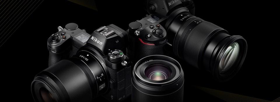 Nikon brezzrcalni fotoaparati