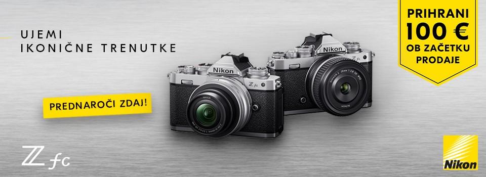 Nikon Z fc akcija