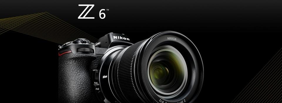 Klikni za Nikon Z6
