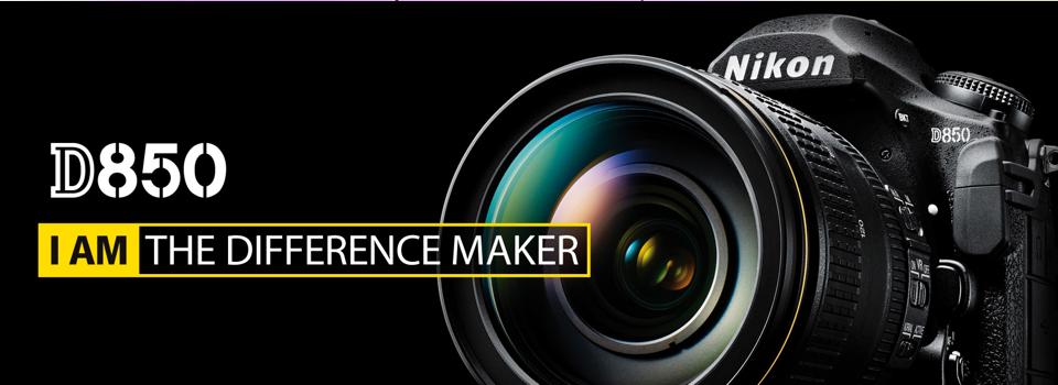 Nikon D850 - na zalogi