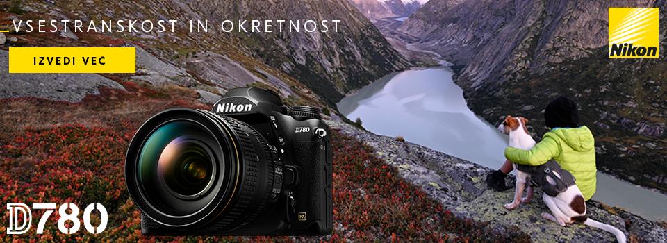 Nikon D780 v akciji!