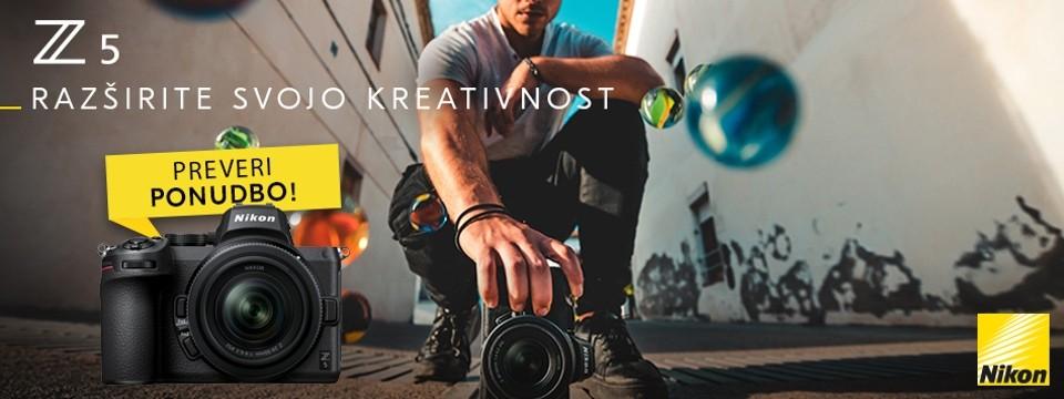 Nikon Z5 - na zalogi